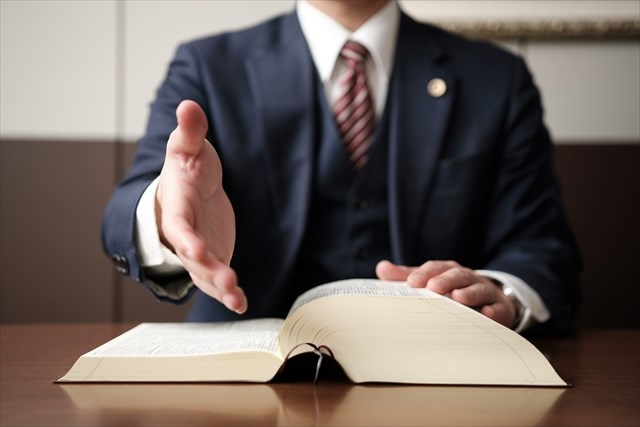 企業法務・顧問契約のイメージ